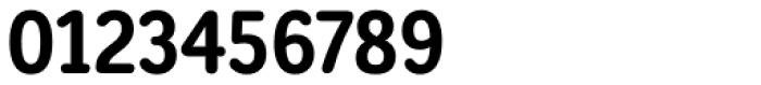 Corporative Sans Round Condensed Alt Bold Font OTHER CHARS