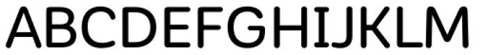 Corporative Sans Rounded Alt Medium Font UPPERCASE
