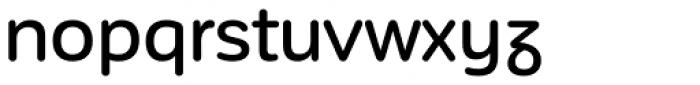 Corporative Sans Rounded Alt Medium Font LOWERCASE