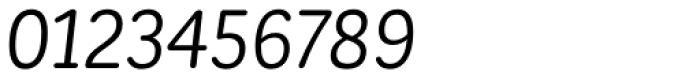 Corporative Sans Rounded Alt Regular It Font OTHER CHARS