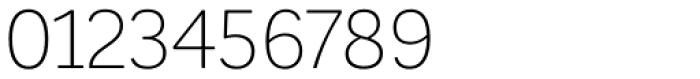 Corporative Soft Alt Light Font OTHER CHARS