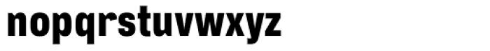Corpus Gothic Regular Font LOWERCASE