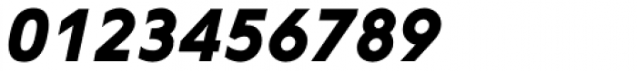Corsica LX Bold Italic Font OTHER CHARS