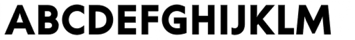 Corsica LX Bold Font UPPERCASE