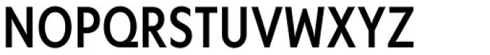 Corsica LX Cond Medium Font UPPERCASE