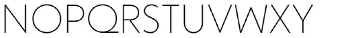Corsica LX Light Font UPPERCASE