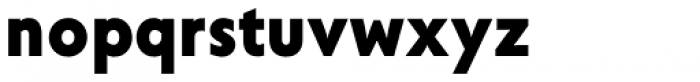 Corsica SX Bold Font LOWERCASE