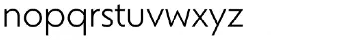 Corsica SX Book Font LOWERCASE