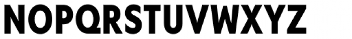 Corsica SX Cond Bold Font UPPERCASE