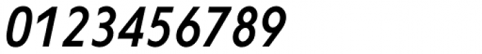 Corsica SX Cond Medium Italic Font OTHER CHARS