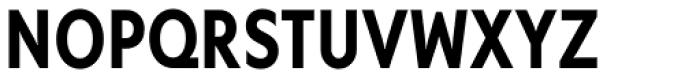 Corsica SX Cond SemiBold Font UPPERCASE
