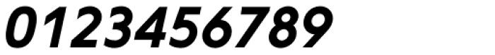 Corsica SX SemiBold Italic Font OTHER CHARS
