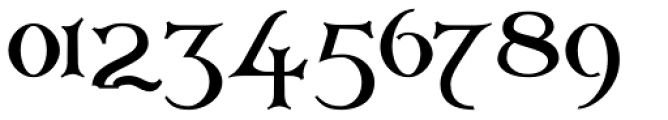Corton Bold Font OTHER CHARS