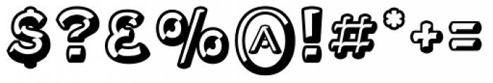 Corvone Font OTHER CHARS