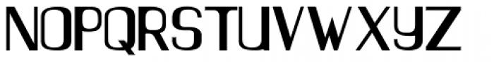 Cosmic Sans Font UPPERCASE