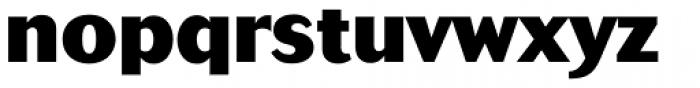 Cosmos Pro ExtraBold Font LOWERCASE