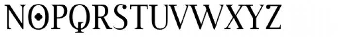 Cothral Font UPPERCASE