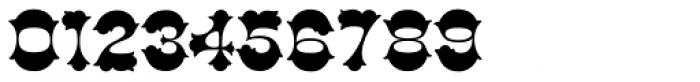Cottonwood Medium Font OTHER CHARS