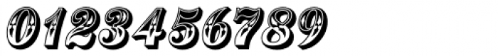 Country Western Italic Font OTHER CHARS