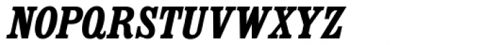 Country Western Swing Black SC Font LOWERCASE