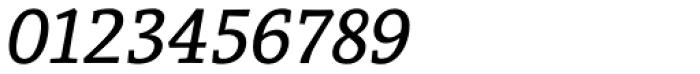 Coupler Medium Italic Font OTHER CHARS