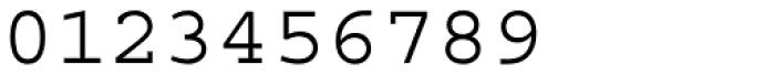 Courier LT Std Regular Font OTHER CHARS