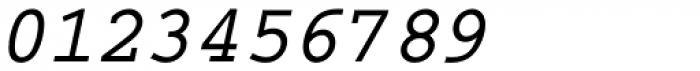 Courier M Bold Oblique Font OTHER CHARS