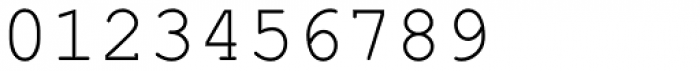 Courier PS Pro Greek Regular Font OTHER CHARS