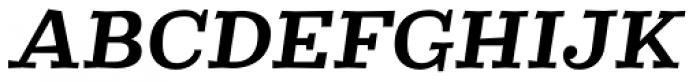 Courtney Italic Font UPPERCASE