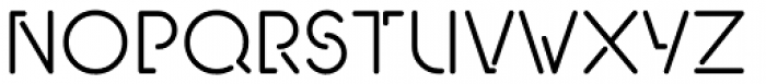 Covent BT Light Font UPPERCASE