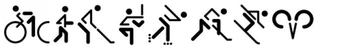 Covent BT Symbols Font LOWERCASE
