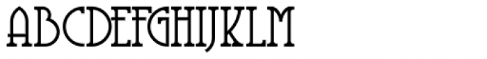 Coventry Garden NF Pro Font LOWERCASE