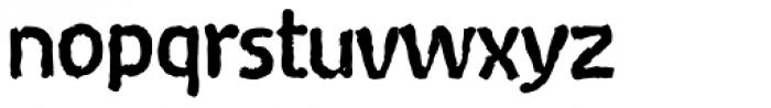Coventry Std Medium Font LOWERCASE
