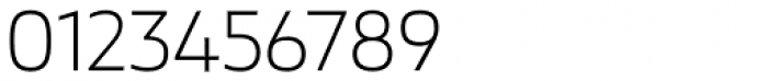 Cover Sans Light Font OTHER CHARS