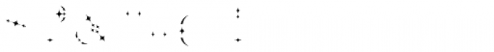 Cowboya Star Font OTHER CHARS