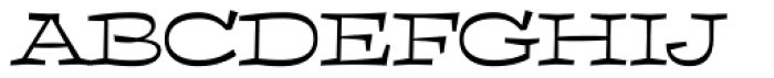 Cowgirl Regular Font UPPERCASE