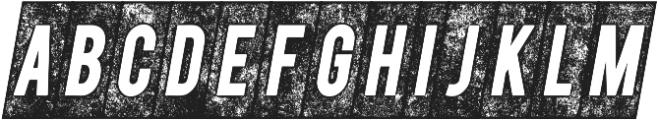 CPL Kirkwood Knockout ttf (400) Font UPPERCASE