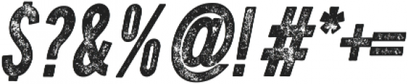 Cpl Kirkwood ttf (400) Font OTHER CHARS