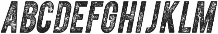 Cpl Kirkwood ttf (400) Font LOWERCASE