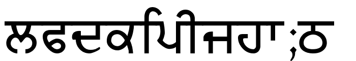 CPPLA Font LOWERCASE