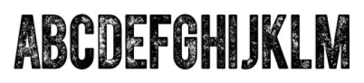 CPL Kirkwood Regular Font UPPERCASE