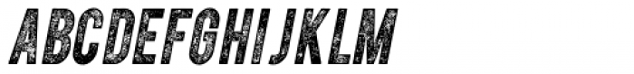 Cpl Kirkwood Italic Font LOWERCASE