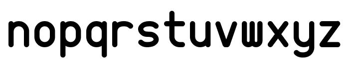 CQ Mono Font LOWERCASE