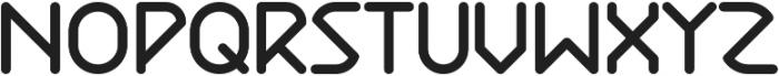 CROX otf (400) Font LOWERCASE