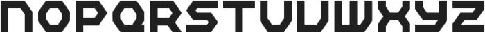 CRYSTAL ttf (400) Font UPPERCASE