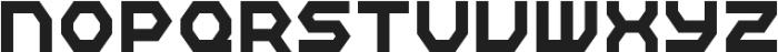 CRYSTAL ttf (400) Font LOWERCASE
