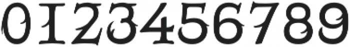 CrEAtOR CamPotype Regular otf (400) Font OTHER CHARS