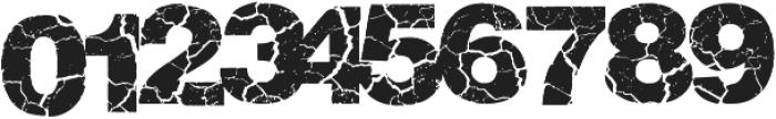 Crackvetica ttf (400) Font OTHER CHARS