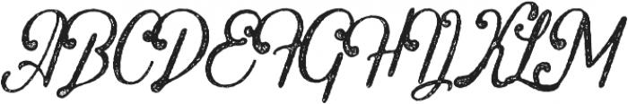 Crawley Crawley-Textured otf (400) Font UPPERCASE