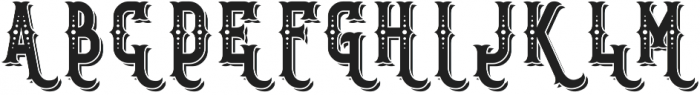 CrazyCircus SH_TX otf (400)  What Font is